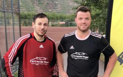 Philipp Jung und Niklas Pistono im Interview