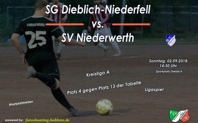 SG Dieblich Niederfell gegen SV Niederwerth