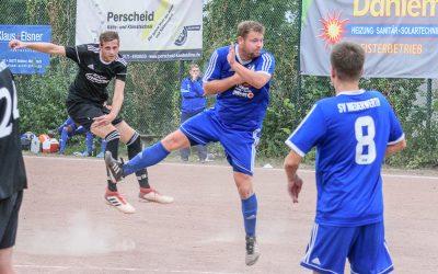 Spielbericht SG Dieblich-Niederfell gegen SV Niederwerth
