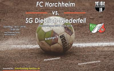 Derbysieger SG Dieblich-Niederfell fährt zum FC Horchheim