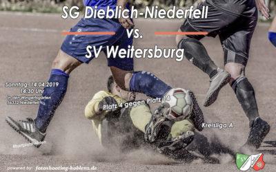 SG Dieblich-Niederfell vs. SV Weitersburg