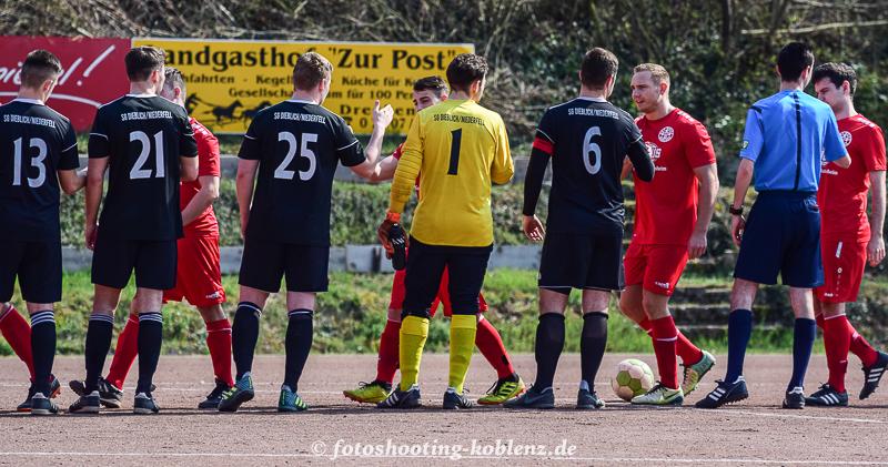 Spielberciht SG Dieblich-Niederfell vs. Rot Weiß Koblenz