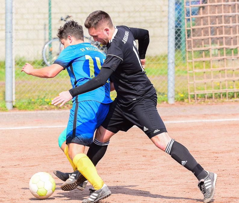 Spielbericht SG Dieblich-Niederfell gegen SV Weitersburg