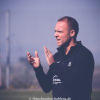 Chef-Trainer Volker Schambach